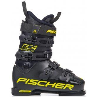 Fischer buty narciarskie RC4 Curv 110 PBV Blk/Blk
