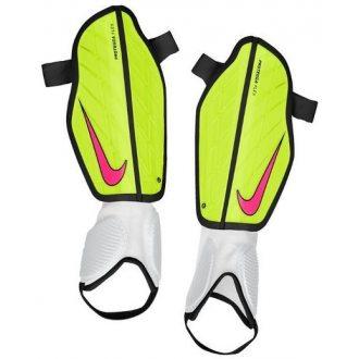 Nike Ochraniacze piłkarskie NIKE Protegga Flex Yel
