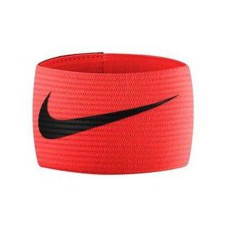 Nike Opaska Nike Futbol Arm Band Czerwona