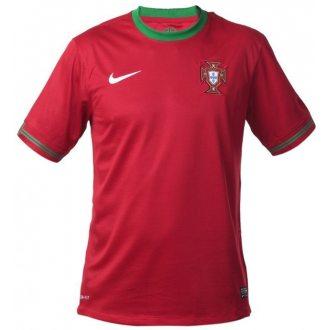NIKE Koszulka piłkarska Portugal Home Replica