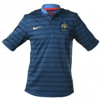 NIKE Koszulka piłkarska FFF SS Home Repl JSY