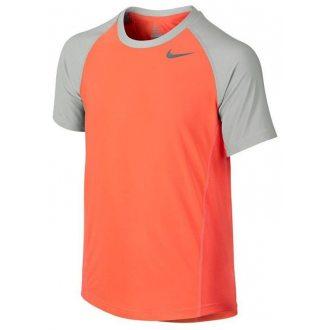 Nike Koszulka tenisowa chłopięca Advantage UV Crew