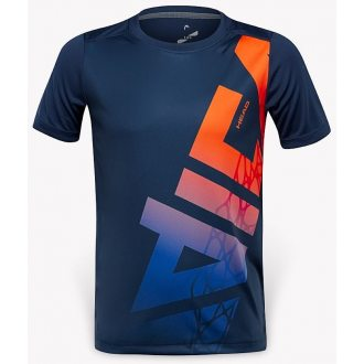 Head Koszulka tenisowa chłopięca Vision Graphic Sh