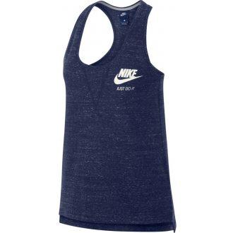 Nike Koszulka bez rękawów W NSW GYM VNTG TANK