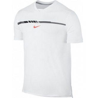 Nike Koszulka tenisowa YA RAFA CHLLGR TOP SS PRM Y
