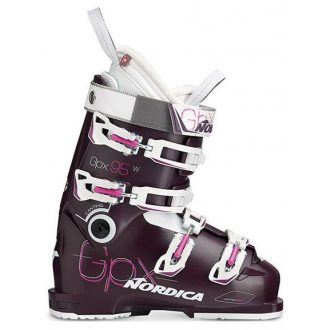 Nordica buty GPX 95 W PURPLE/WHITE