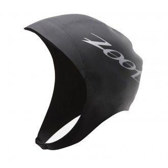 Zoot czepek Swimfit Neoprene Cap Black S/M