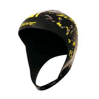 Zoot czepek Swimfit Neoprene Cap viz Yellow S/M