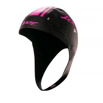 Zoot czepek Swimfit Neoprene Cap viz Pink L/XL