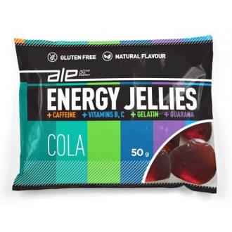 ALE żelki energetyczne Cola z coffeiną i guaraną