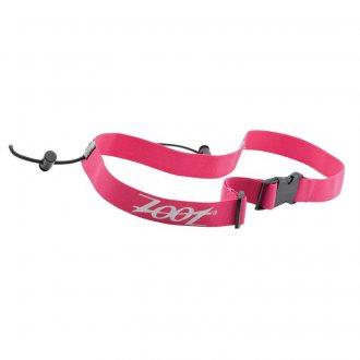 Zoot Race Day Belt Pink