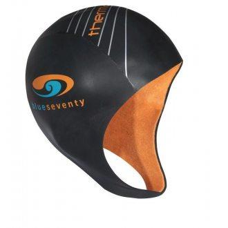 Blue70 czepek Neoprene Thermal Skull Cap Orange L