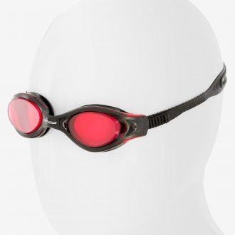 Orca okulary pływackie Killa Vision Red