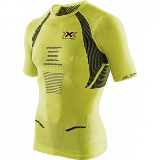 X-bionic koszulka MEN THE TRICK Running Shirt Shor