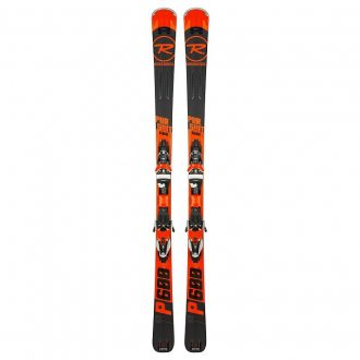 Narty Rossignol Pursuit 600 NX 12 Dual 163 cm