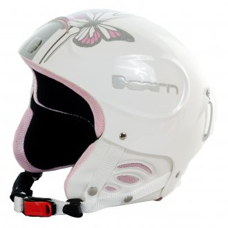 Cairn kask Prem Butterfly A White