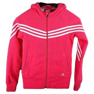 Adidas Bluza YG ESS POL FZ H