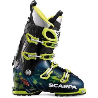 Scarpa buty skitourowe Freedom SL Ink Blue/Lime