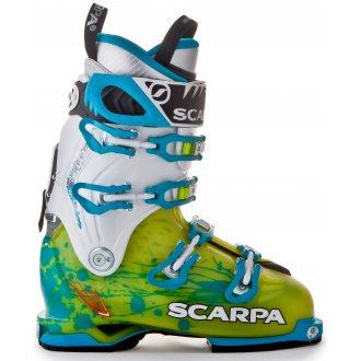 Scarpa buty skitourowe damskie Freedom SL Lime