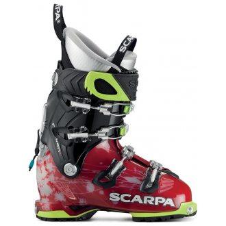 Scarpa buty skitourowe damskie Freedom SL Scarlet