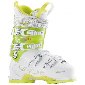 Lange buty damskie XT 110 W L.V. white/lemon