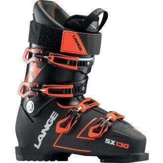 Lange buty narciarskie SX 130 Blk/Red