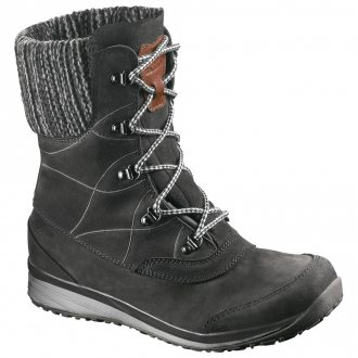 Salomon Buty Shoes Hime Mid Black