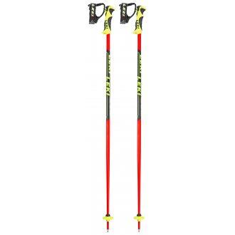 Leki kijki narciarskie juniorskie Worldcup Lite SL