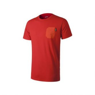 Koszulki Atomic Alps Pocket T-shirt XL (54)
