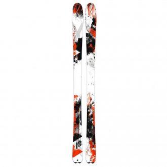Narty K2 Amp Rictor 90 Xti bez wiązań 170 cm