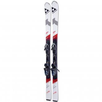 Narty nowe Fischer XTR Comp Pro RT + RS 10 160 cm