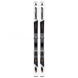 Narty nowe Atomic REDSTER XR EZY2 BLACK/White 170