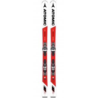 Narty nowe Atomic REDSTER MX EZY3 WHITE/BLACK 173