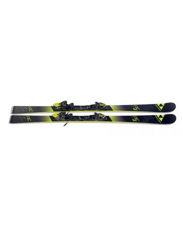 Narty Fischer WC RC4 RC RT Z12 165 cm
