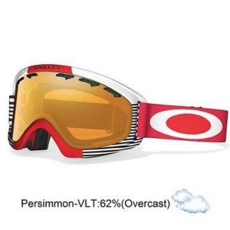 Gogle Oakley 02 XS Shaun White Persimmon