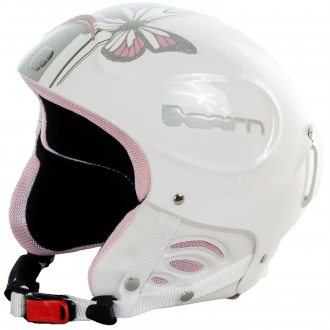 Kask Cairn Prem Butterfly A White 56 cm