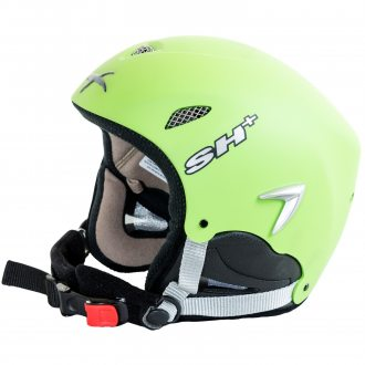 Kask Sh + H-10 Bubble  Green Soft 58 cm