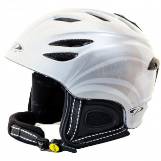 Kask CP Arago  Silver Leave 53-55 cm