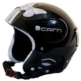 Kask Cairn Prem Butterfly A czarny 58 cm