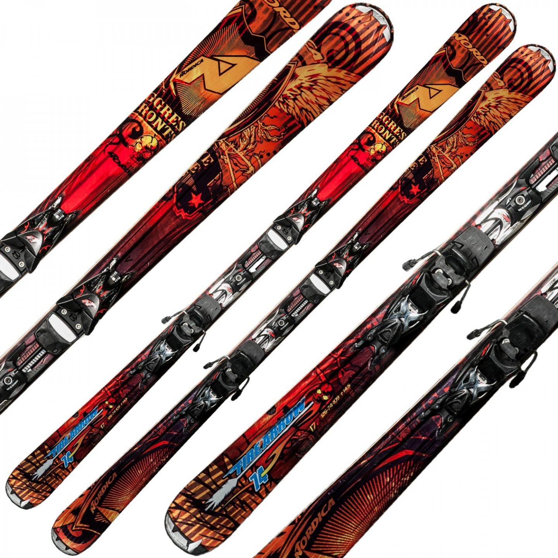 Narty Nordica Fire Arrow wiązanie Marker 172 cm