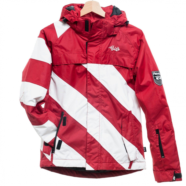 Kurtki Rehall Jack-Jr.Snow-Jacket 152