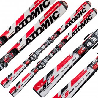 Narty Atomic Race Sl wiązanie Atomic 160 cm