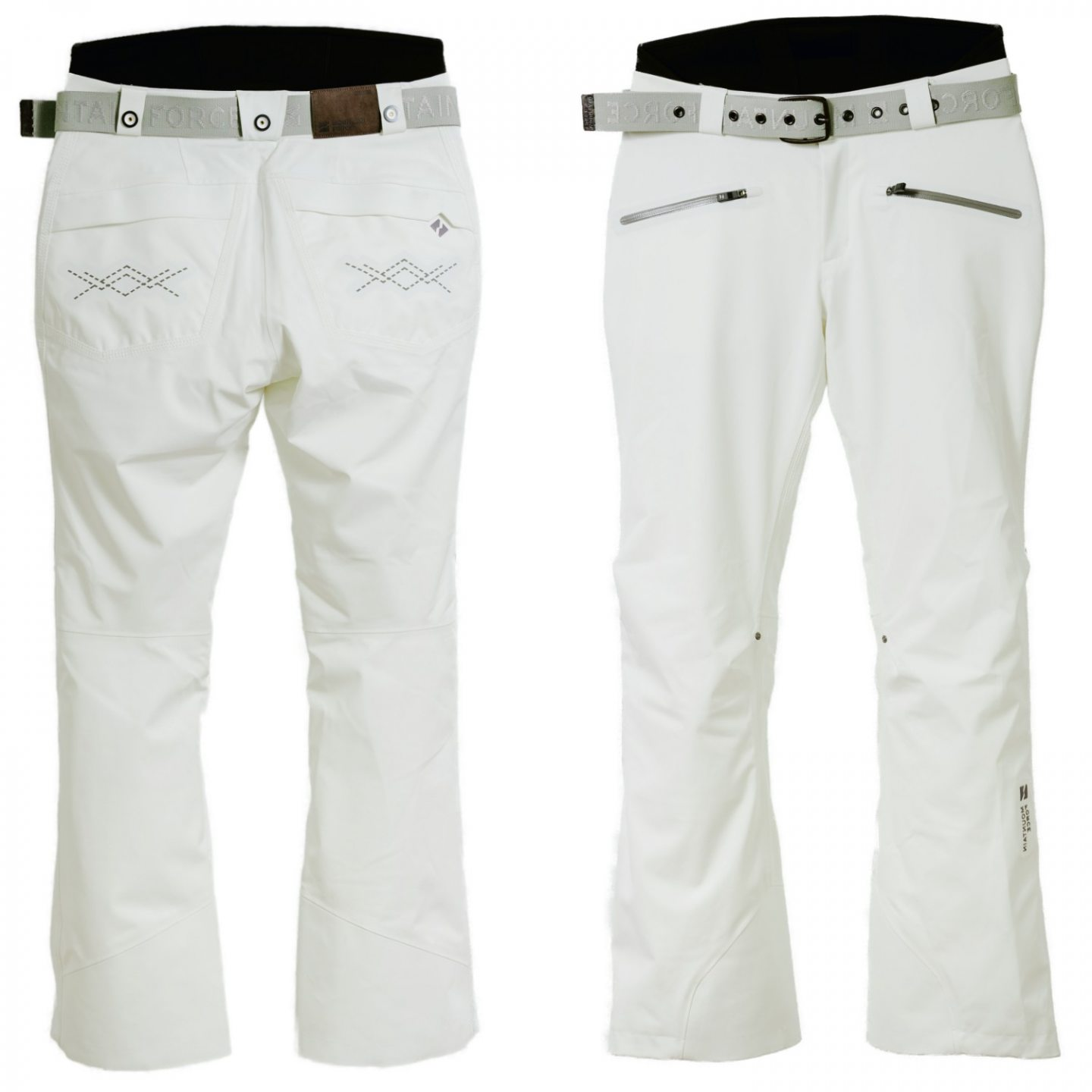 Spodnie Mountain Force Rider Pants + Belt