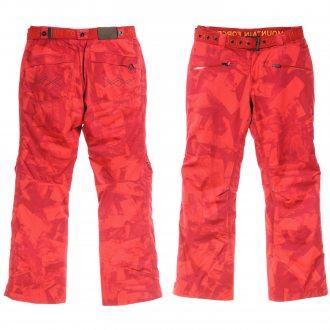 Spodnie Mountain Force Rider Print Pants