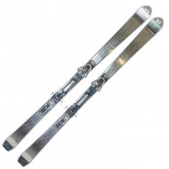 Narty Volant Silver wiązanie Atomic 155 cm