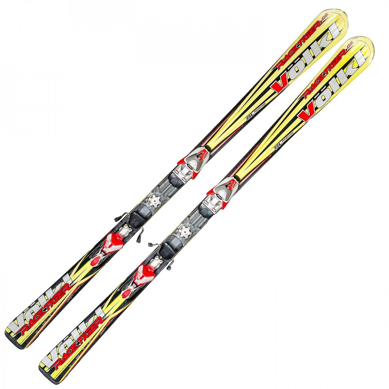 Narty Volkl Racetiger wiązanie Marker 165 cm