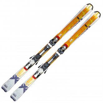 Narty Salomon Xwing 08 wiązanie Salomon 155 cm