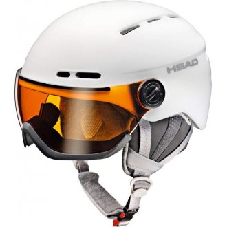 Kask Head Queen White M/L