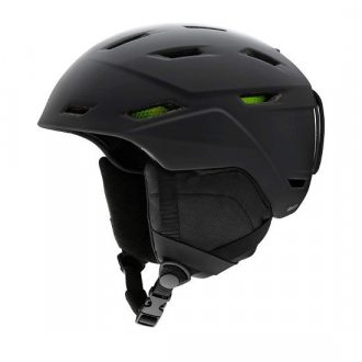 Kask Smith SMITH MISSION MATTE BLACK 63-67 cm