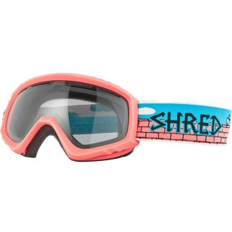 Gogle nowe Shred Hoyden The Guy rust/blue